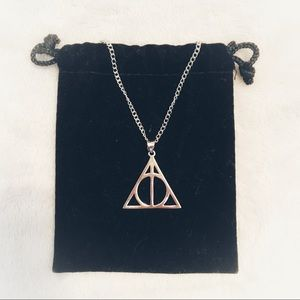 Jewelry - Deathly Hallows (Harry Potter) Necklace
